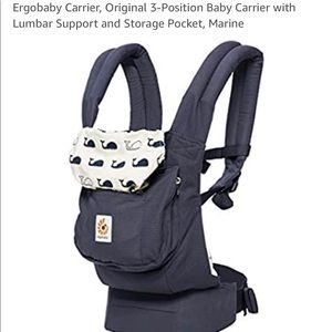 Ergobaby Carrier, barely used perfect condition 🐳